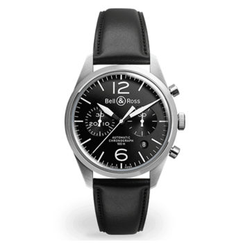 Relojes para hombre Bell & RossVintageBRV126-BL-CA/SCA
