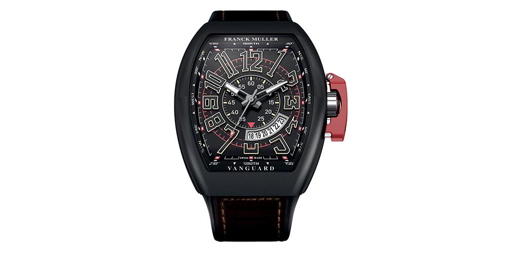 Relojes para hombre Franck MullerVanguard FullbackDM 42 D 2R CD-1