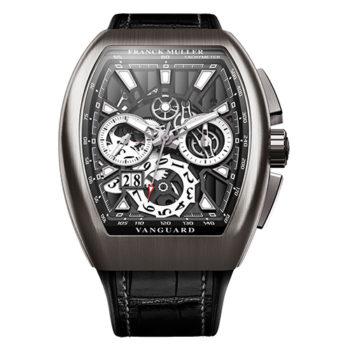 Relojes para hombre Franck MullerVanguard Grand DateV45 CC DT YACHTING AC.BL-1