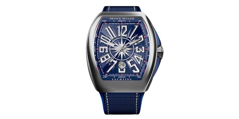 Relojes para hombre Franck MullerVanguard YachtingV45 SC DT GOLD PXL 5N.NR-1