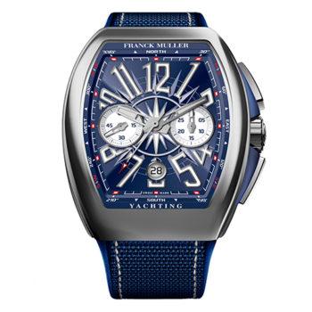 Relojes para hombre Franck MullerVanguard YachtingV45 CC DT YACHTING AC.BL