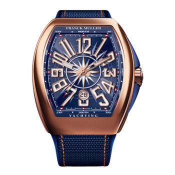 Relojes para hombre Franck MullerVanguard YachtingV45 SC DT YACHTING 5N.BL
