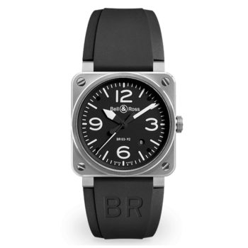 Relojes para hombre Bell & RossAviatonBR0192-BL-ST