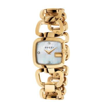 Relojes para mujer GucciG Dorado