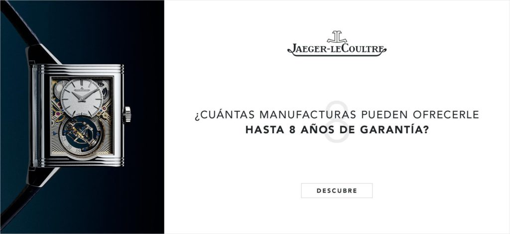 relojes jaeger le coultre ultra manufactura