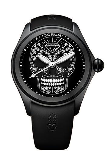 este reloj creado por corum es solo para mexicanos