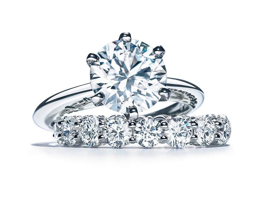 tiffany & co anillos|que simboliza el anillo de compromiso