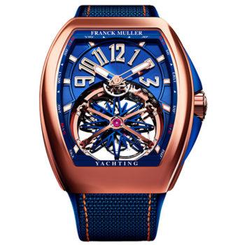 Relojes para hombre Franck MullerVanguard YachtingV 45 T GRAVITY CS YACHTING 5N.BL