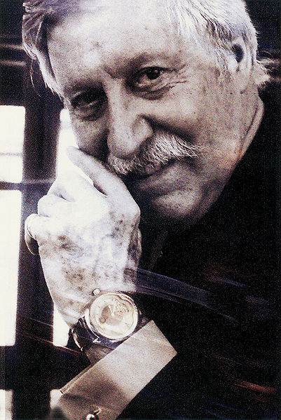 Diseñador de leyendas: Gérald Genta, a 10 años de su muerte