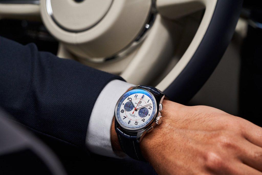 4 fantásticos relojes que te preparan para la F1