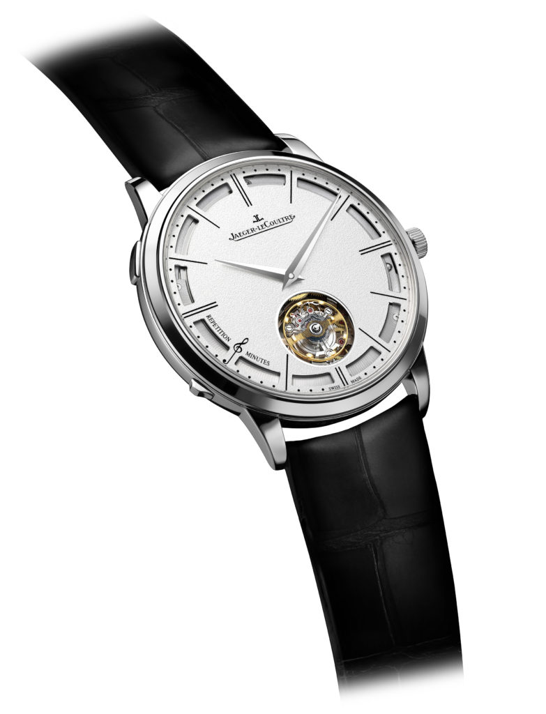 Jaeger-LeCoultre Master Ultra Thin Minute Repeater Flying Tourbillon