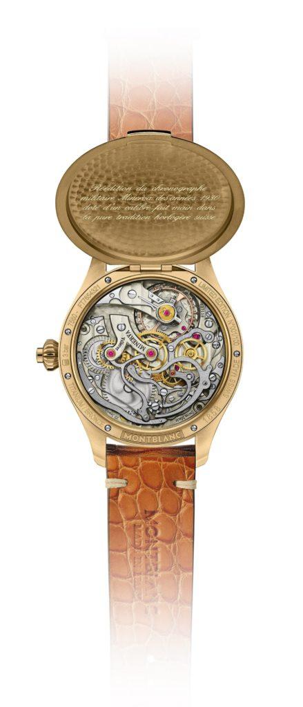 Montblanc ilumina Watches & Wonders con una colección brillante