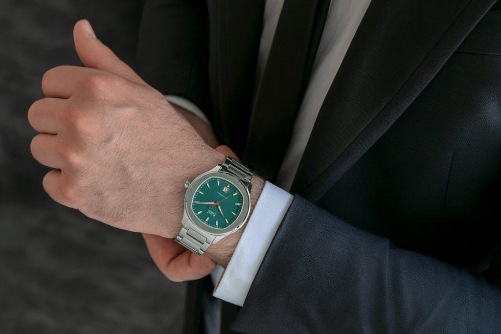 Selección de relojes verdes para Saint Patrick´s Day