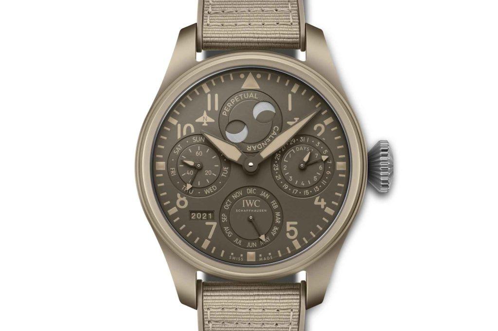 Lo nuevo de IWC Schaffhausen en Watches & Wonders 2021