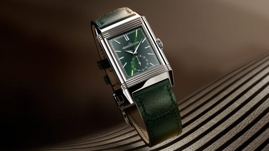 Relojes verdes 2021, el color del año