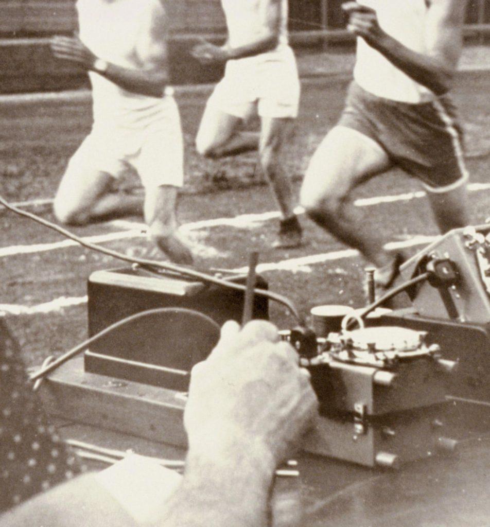 Omega y los Juegos Olímpicos, relación a prueba de tiempo