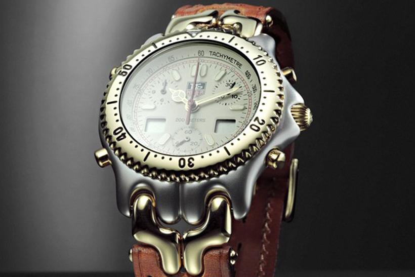 Estos fueron los relojes de Ayrton Senna