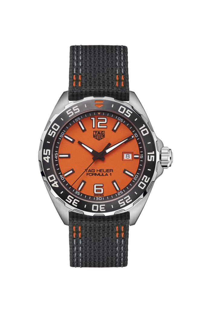 ¿Qué reloj usa Checo Pérez?