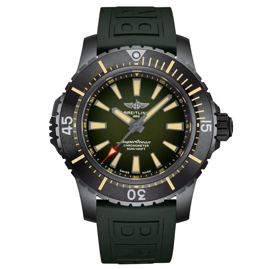 Los 5 relojes Breitling exclusivos de boutique