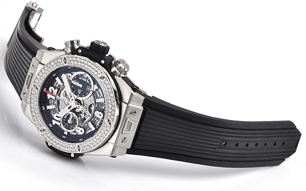 Tipos de engaste en los relojes con diamantes y piedras preciosas