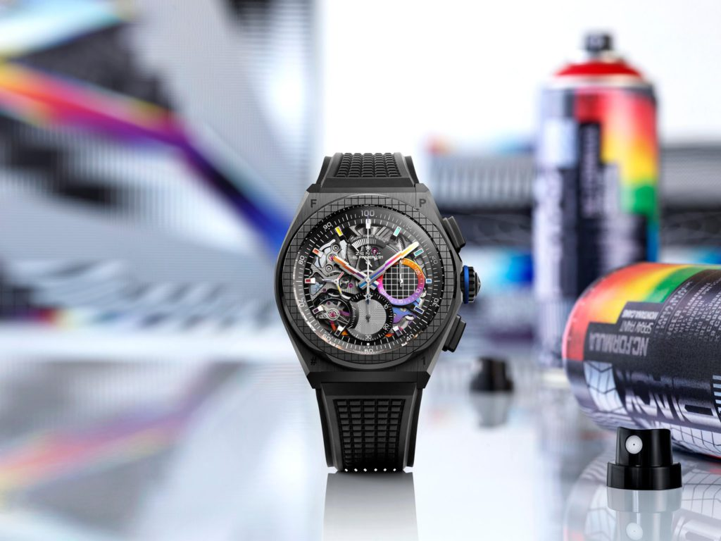 Uno a uno los relojes de Zenith en Watches & Wonders