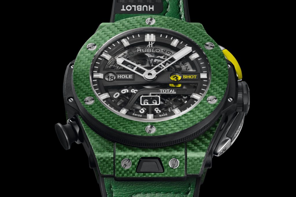 Golf time, los mejores relojes para golfistas
