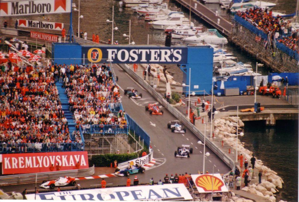 TAG Heuer y el Gran Premio de Mónaco, la relación perfecta