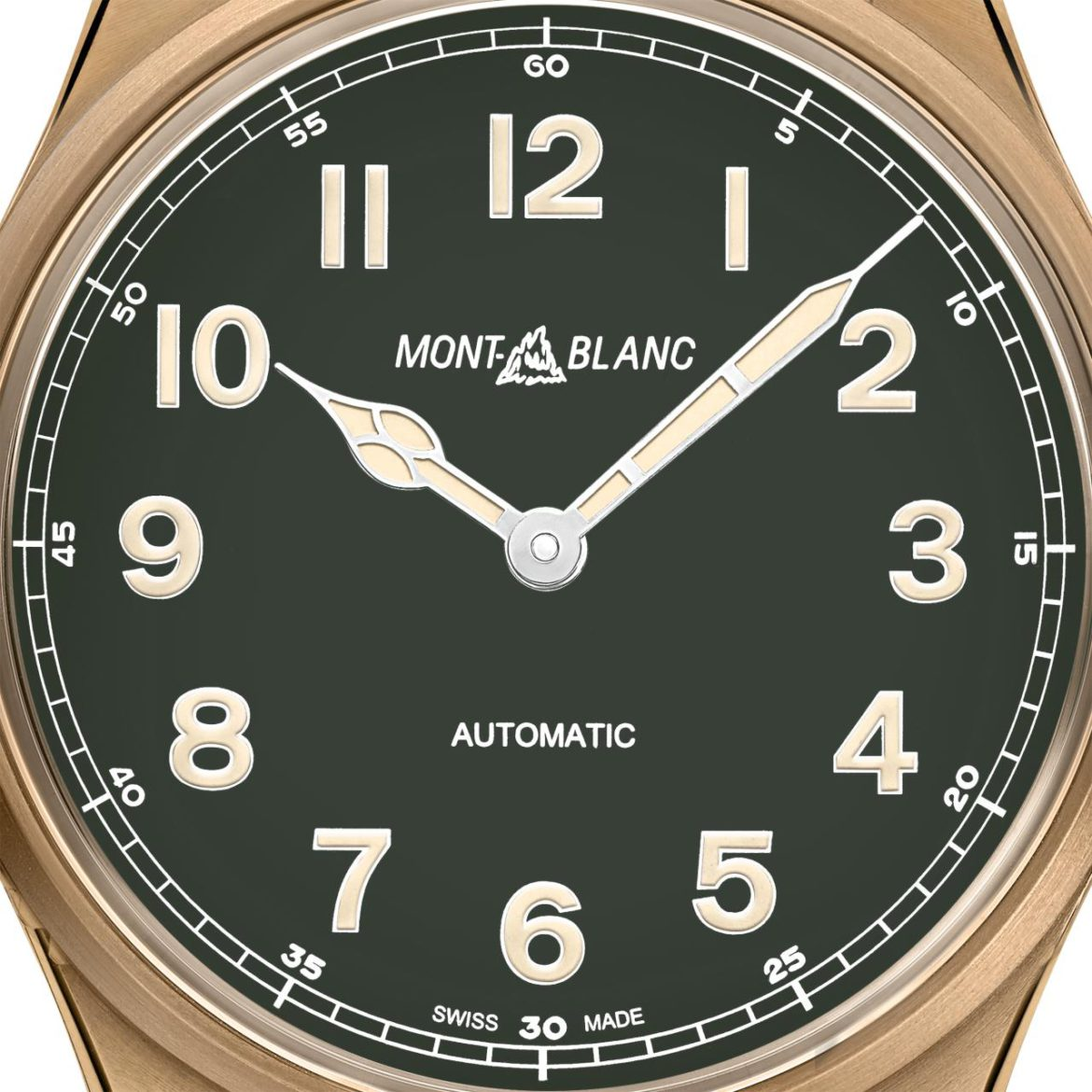 MONTBLANC </BR/> 1858 Automatic </BR/>118222