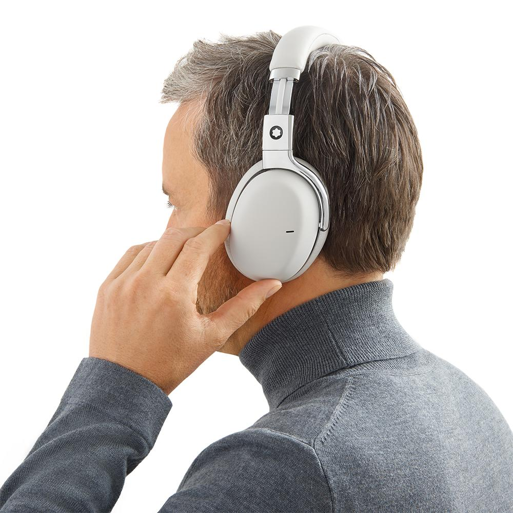 MONTBLANC </br/> MB 01 Gray Auriculares inteligentes