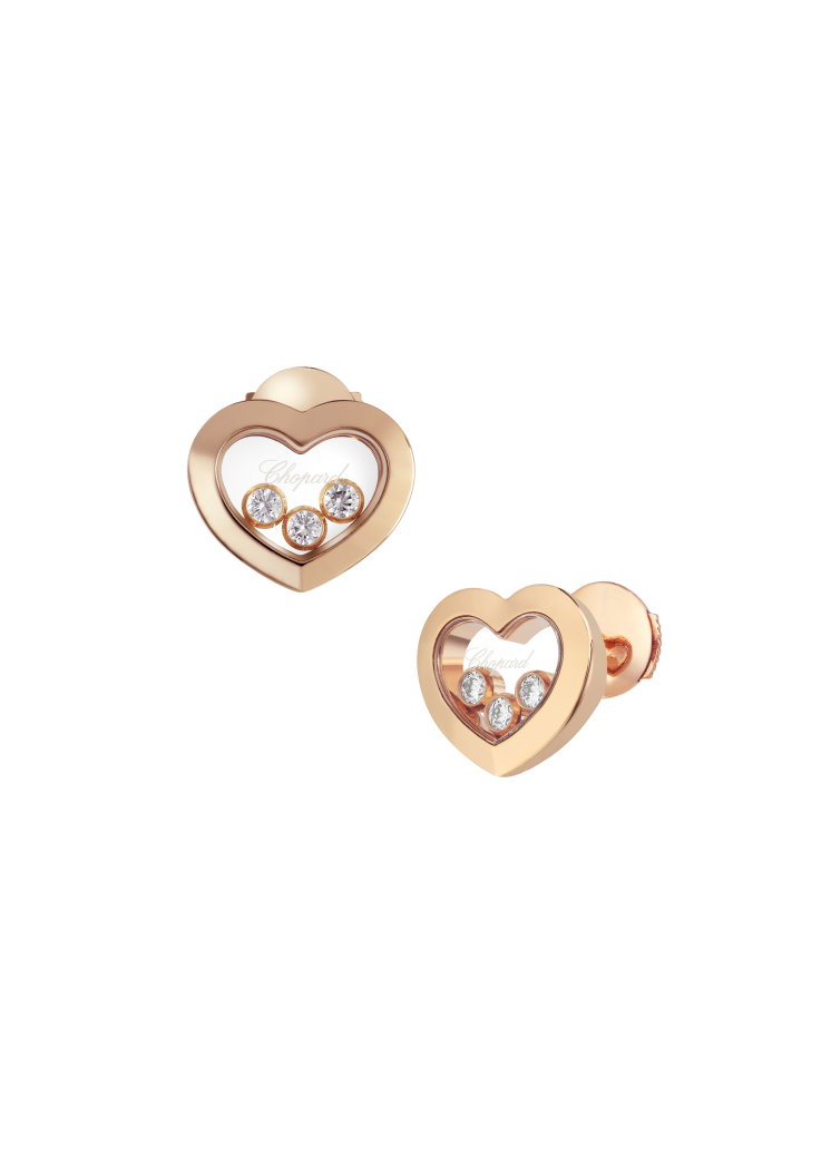 CHOPARD </br/>Happy Diamonds Icons</br/>83A611-5001
