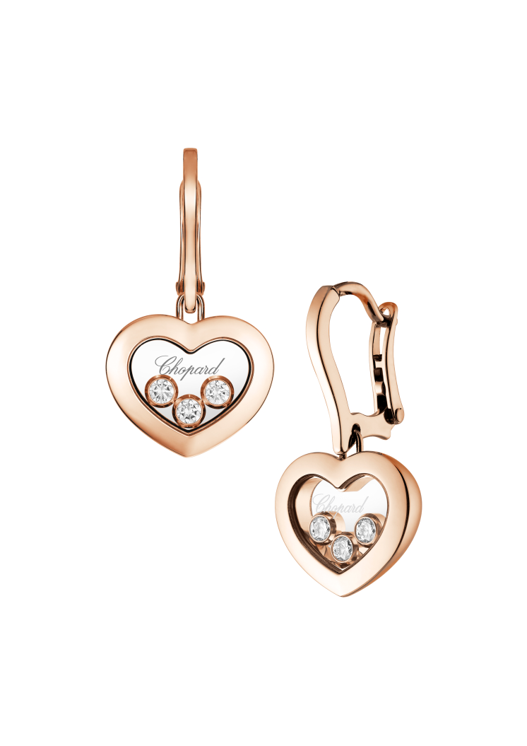 CHOPARD </br/>Happy Diamonds Icons</br/>83A611-5301