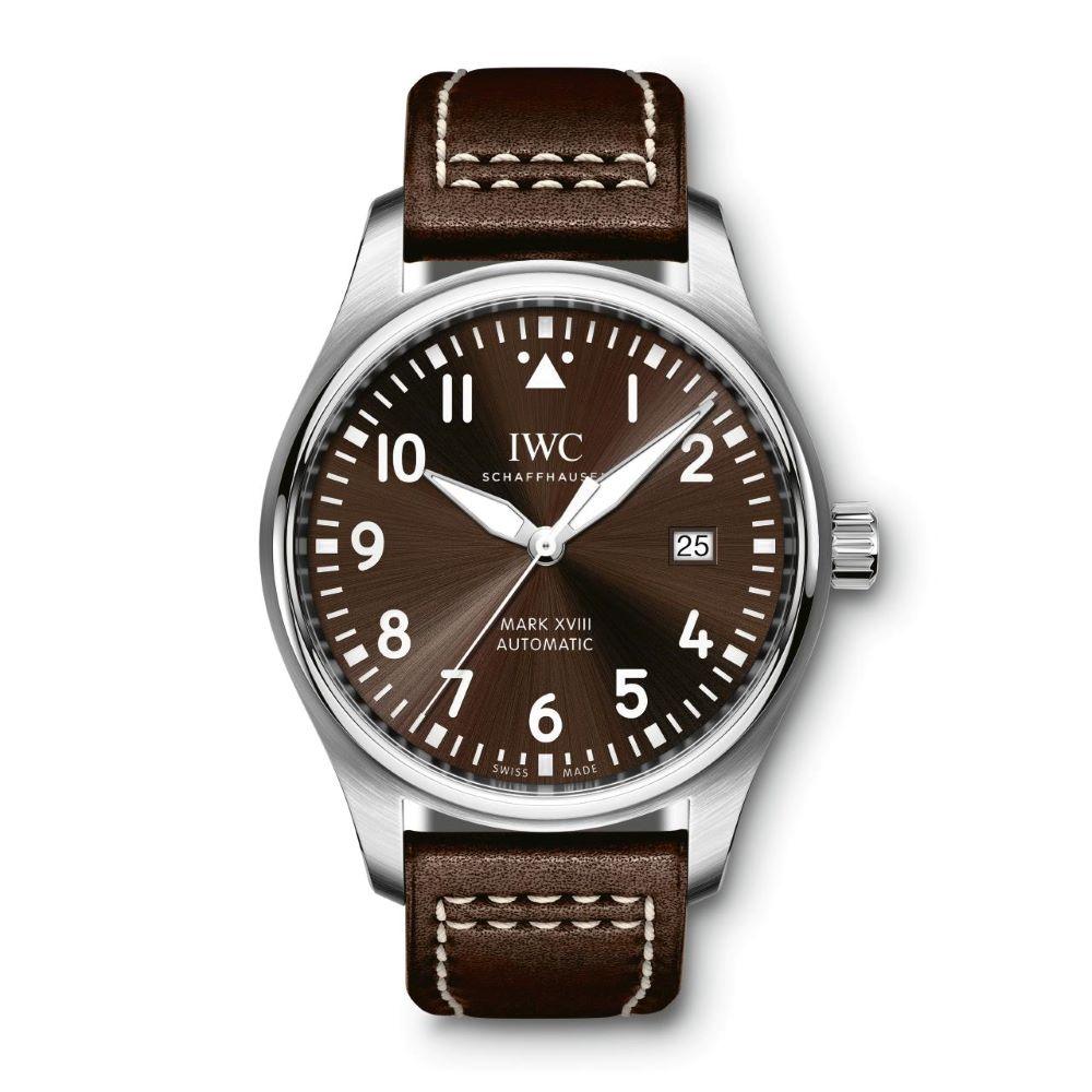 IWC Schaffhausen </br>Reloj De Aviador Mark Xviii Edición Antoine De Sant-Exupéry </br>IW327003