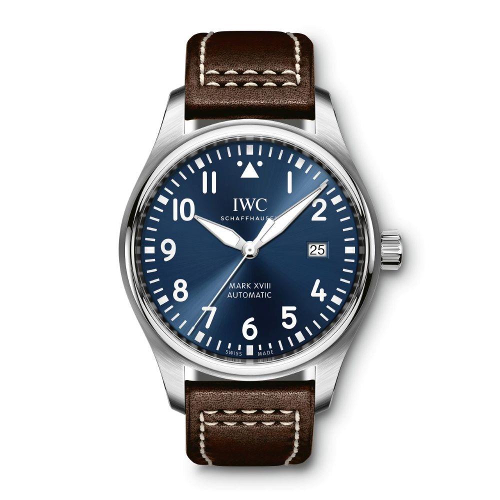 IWC Schaffhausen </br>Reloj De Aviador Mark Xviii Edición Le Petit Prince </br>IW327010