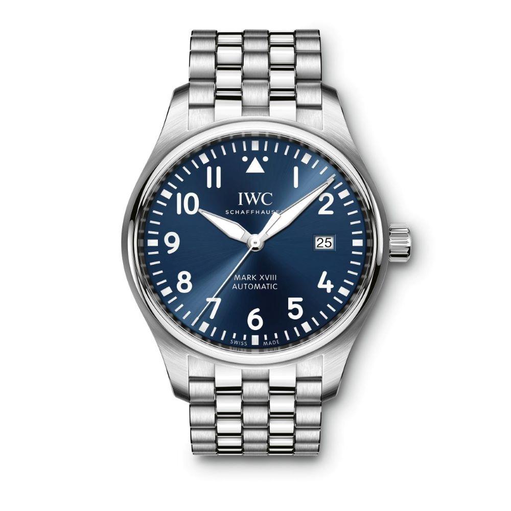 IWC Schaffhausen </br>Reloj De Aviador Mark Xviii Edición Le Petit Prince </br>IW327016