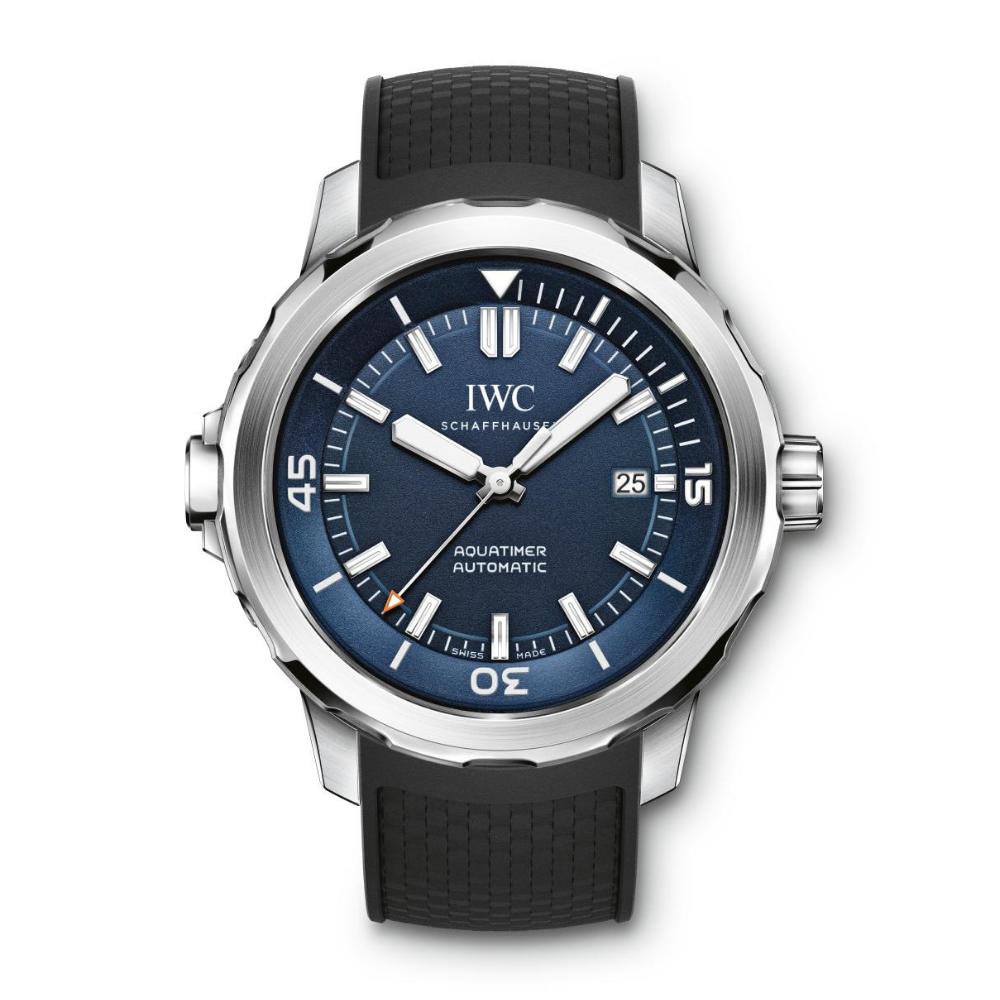 IWC Schaffhausen </br>Aquatimer Automático Edición Expedition Jacques-Yves Cousteau </br>IW329005