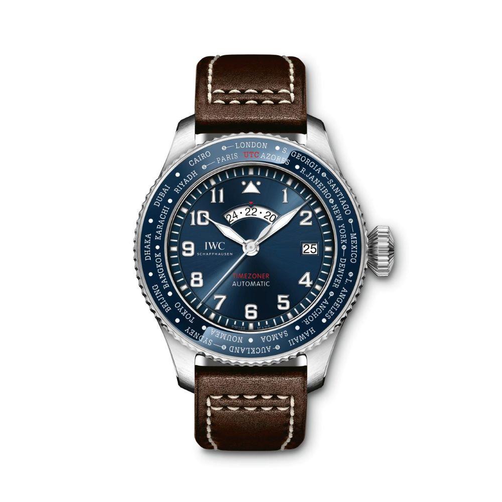 IWC Schaffhausen </br>Reloj De Aviador Timezoner Edición Le Petit Prince </br>IW395503