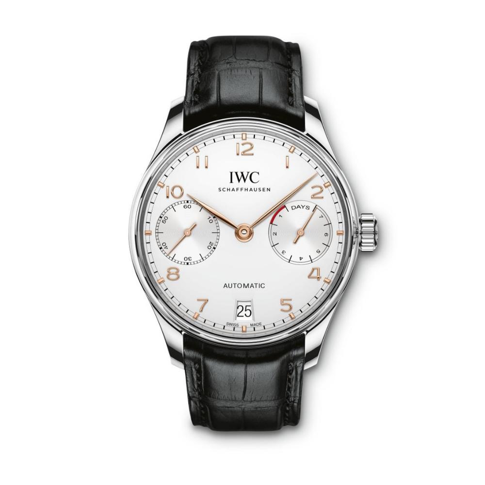 IWC Schaffhausen </br>Portugieser Automático </br>IW500704