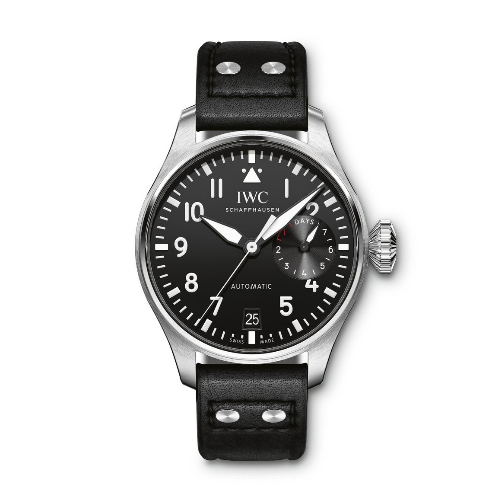 IWC Schaffhausen </br>Gran Reloj De Aviador </br>IW501001