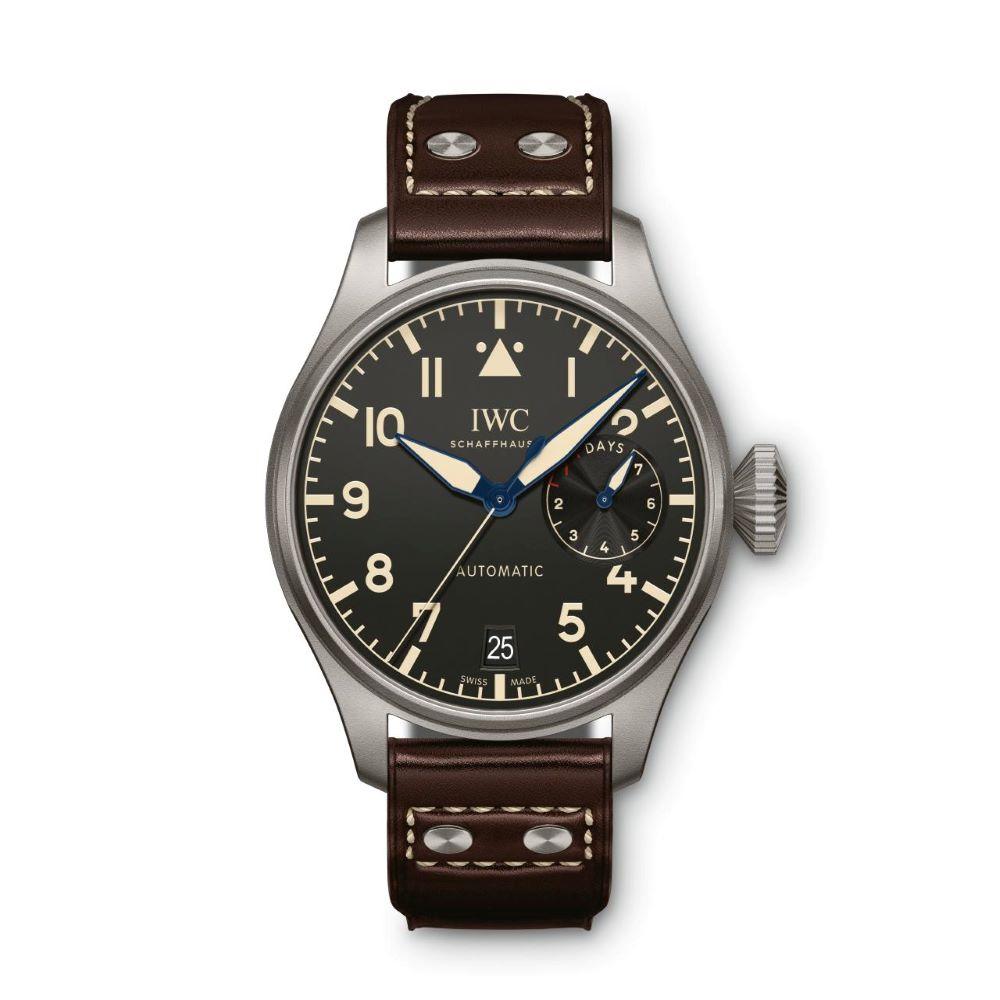 IWC Schaffhausen </br>Gran Reloj De Aviador Heritage </br>IW501004