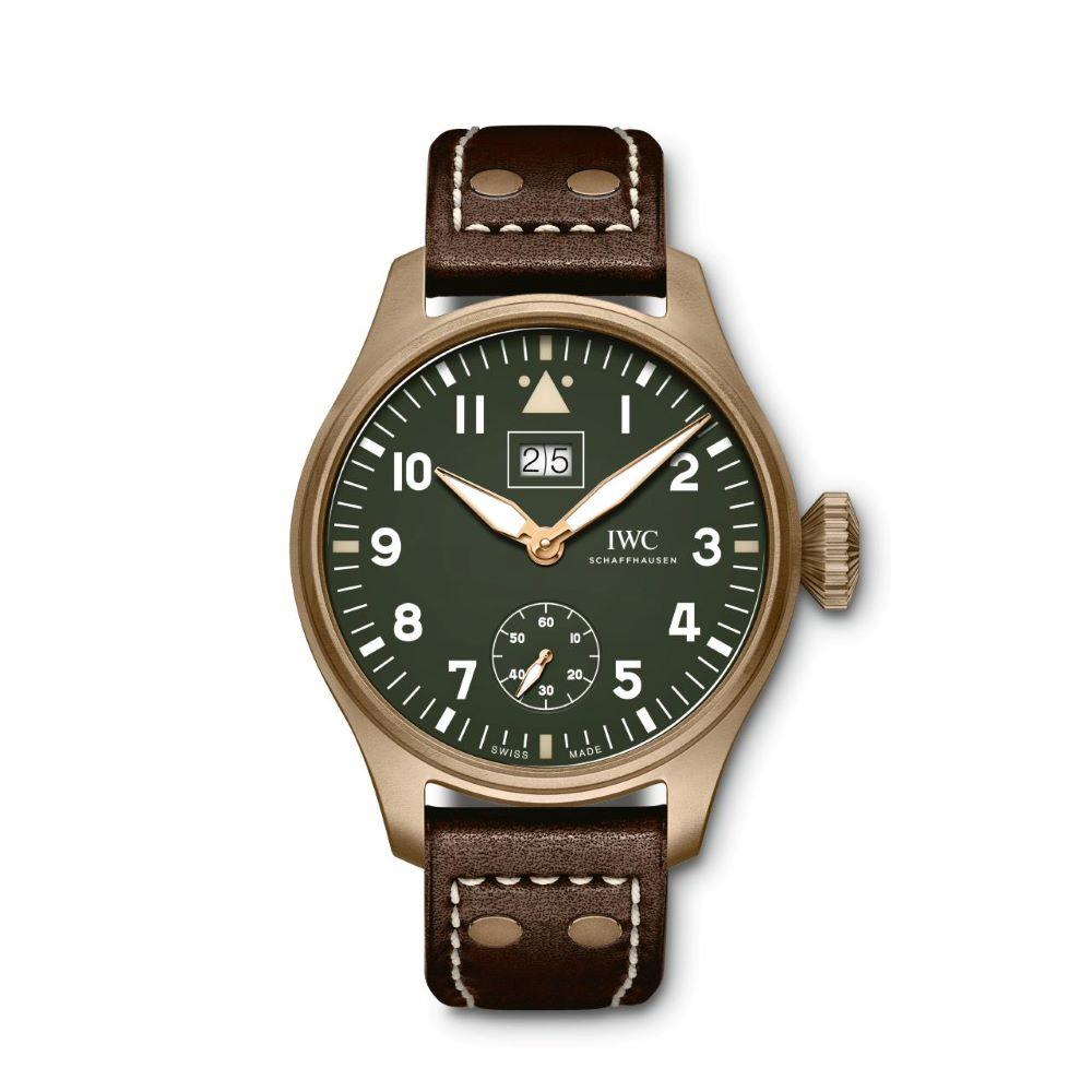 IWC Schaffhausen </br>Gran Reloj De Aviador Gran Fecha Spitfire Edición Mission Accomplished </br>IW510506