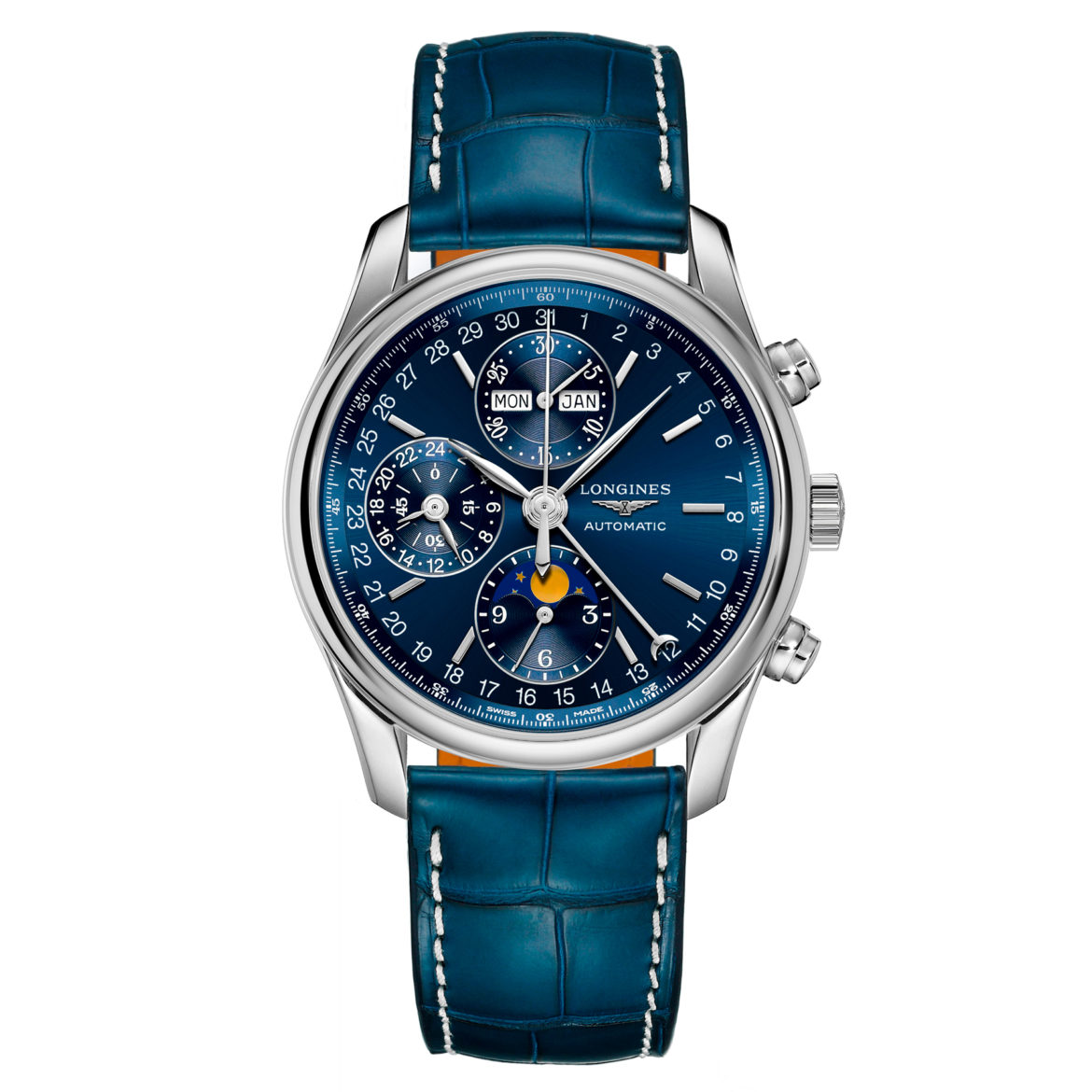 LONGINES</br/>The Longines Master Collection Moonphase </br/>L26734920