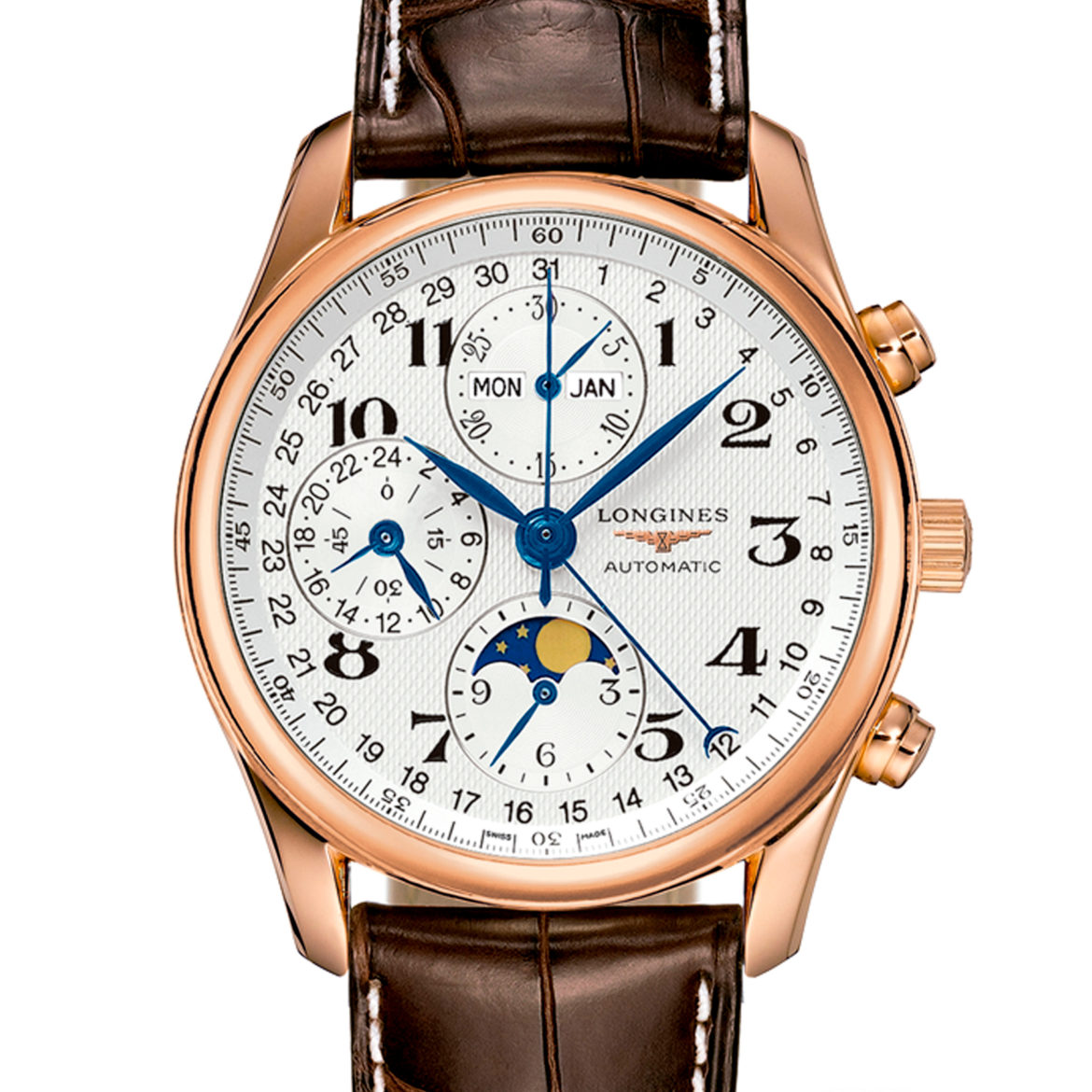 LONGINES</br/>The Longines Master Collection Moonphase </br/>L26738783