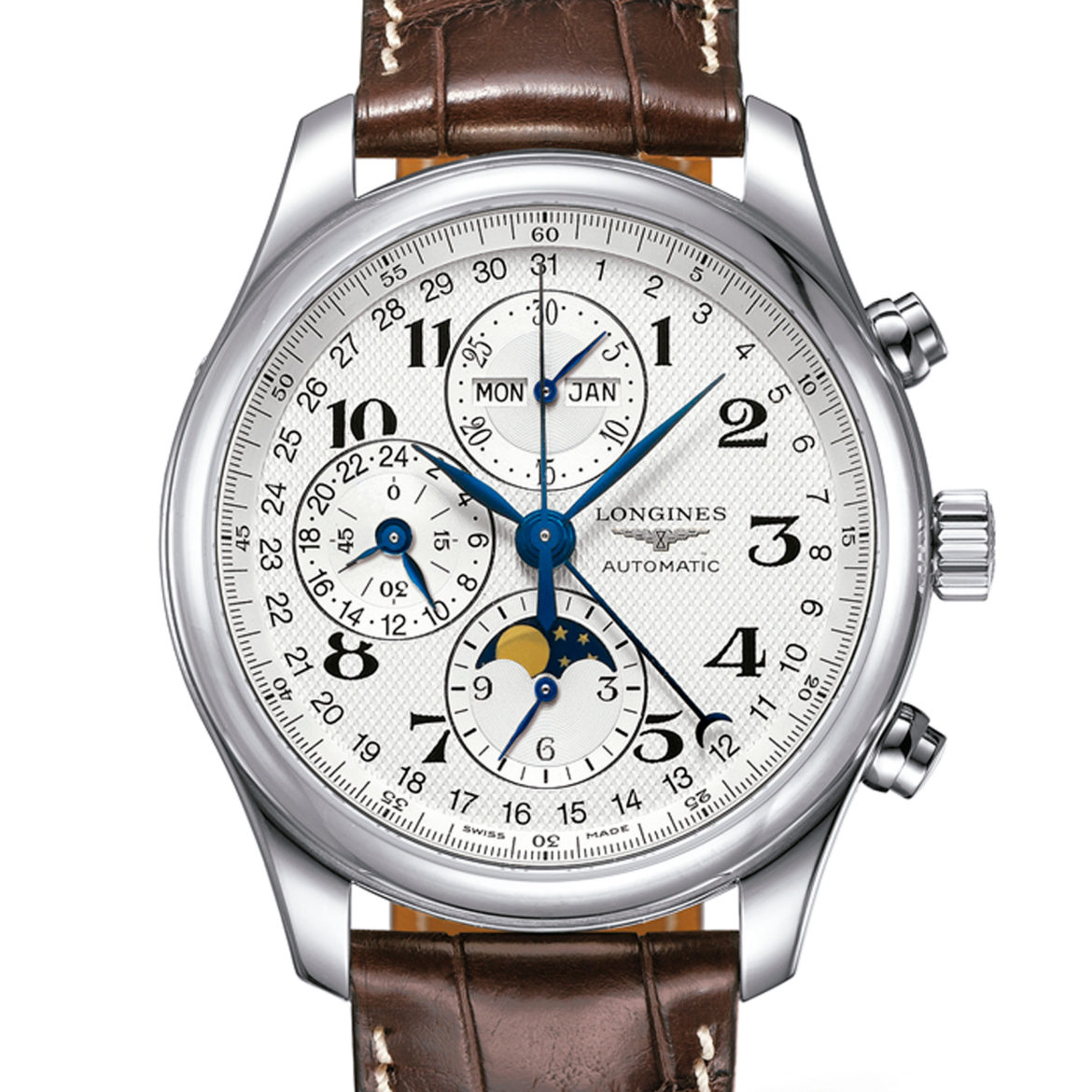 LONGINES</br/>The Longines Master Collection Moonphase </br/>L27734783