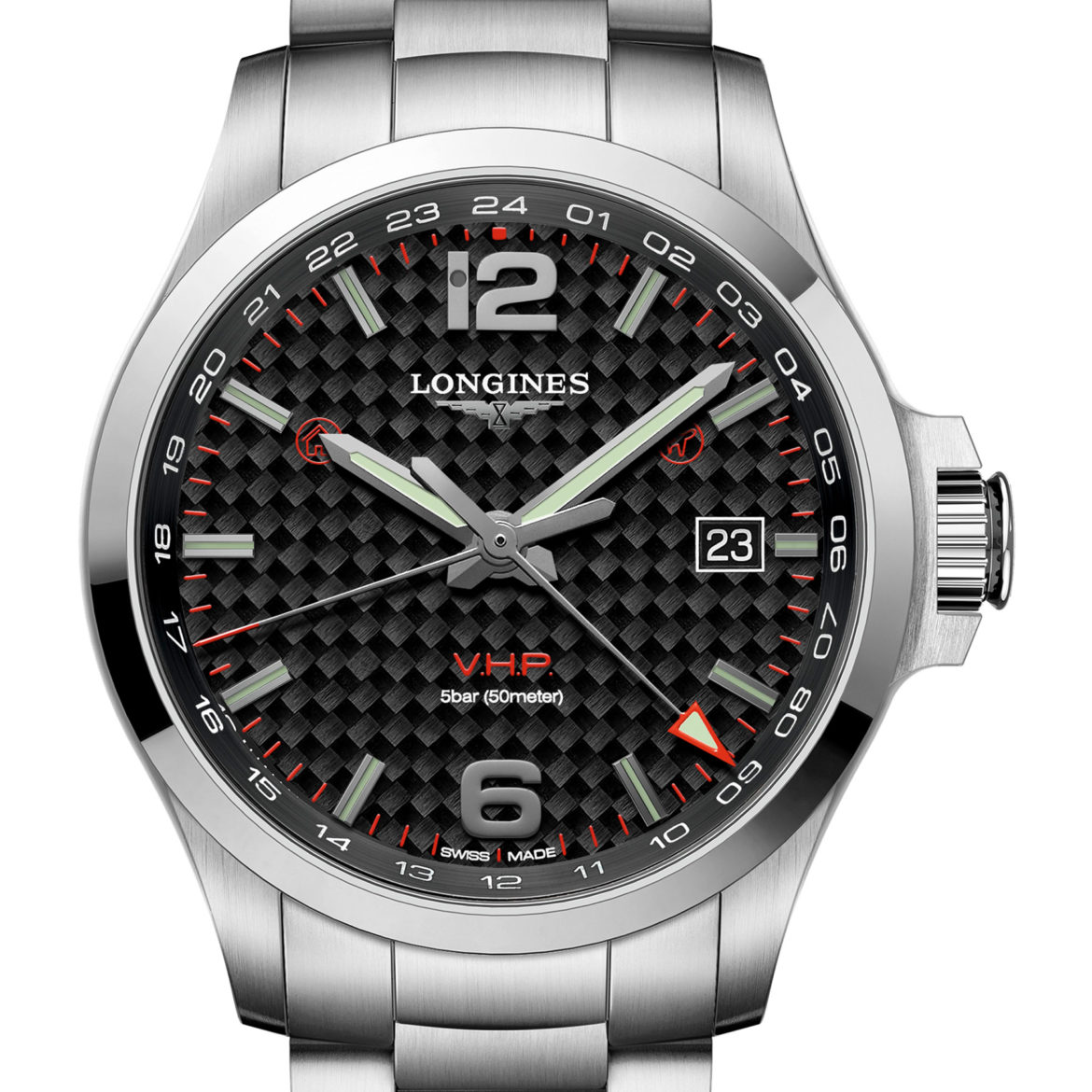 LONGINES</br/>Conquest VHP GMT </br/>L37284666