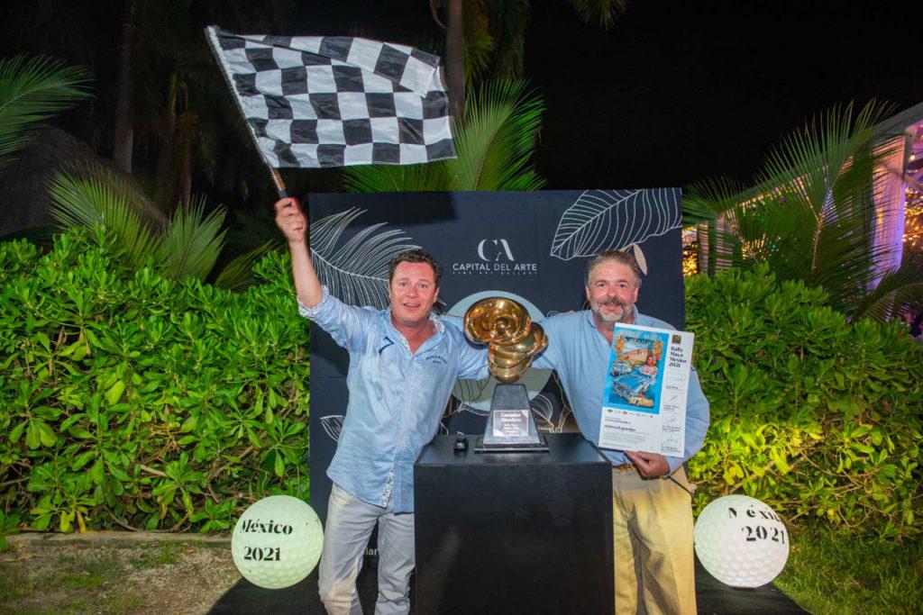 Lo mejor del Rally Maya 2021, presentado por Franck Muller