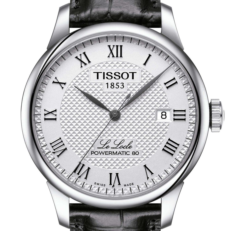 TISSOT </br/>Le Locle Powermatic 80</br/>T0064071603300