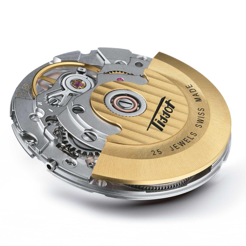 TISSOT</br/> Heritage Visodate Automatic</br/> T0194301603101