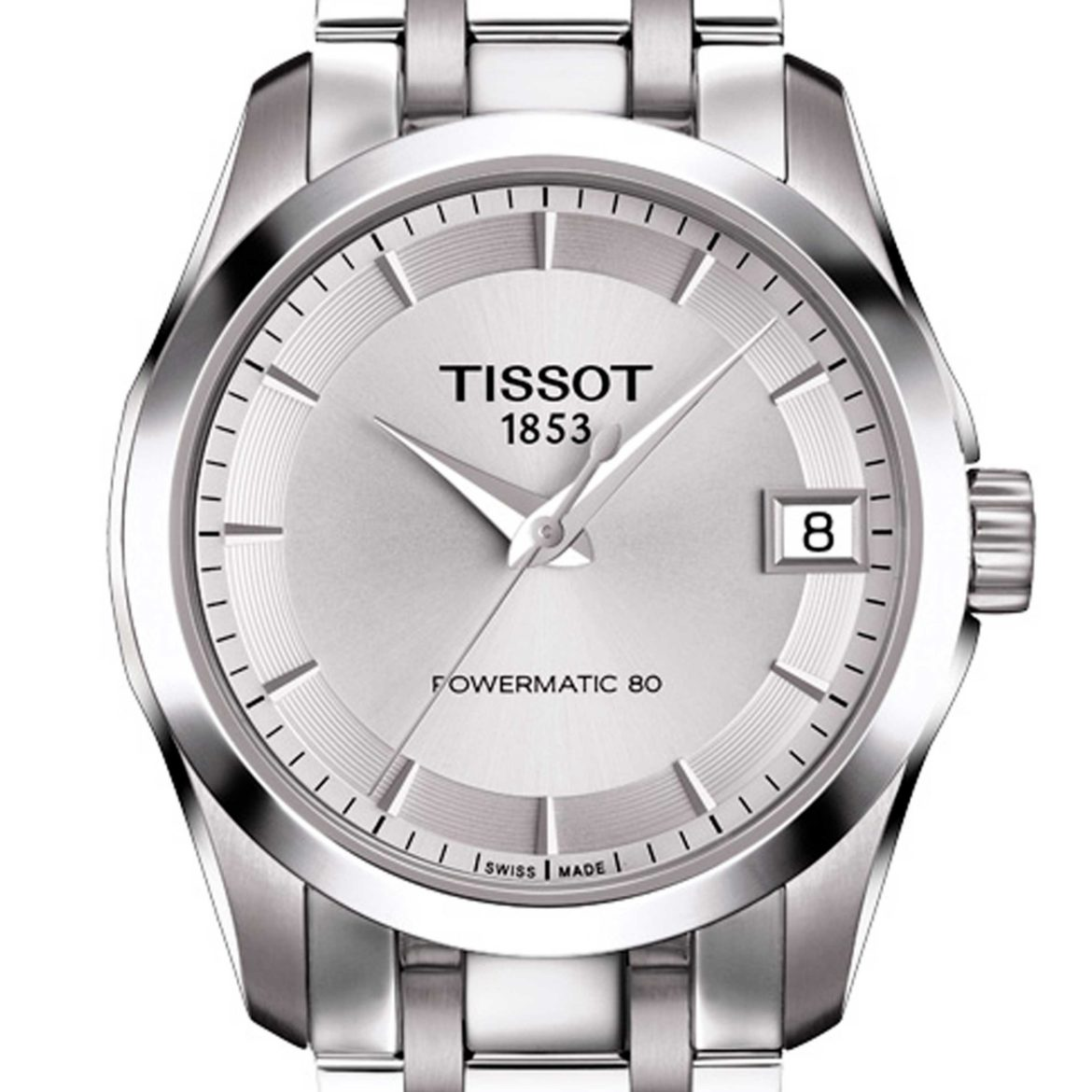 TISSOT</br/>Couturier Powermatic 80 Lady</br/>T0352071103100