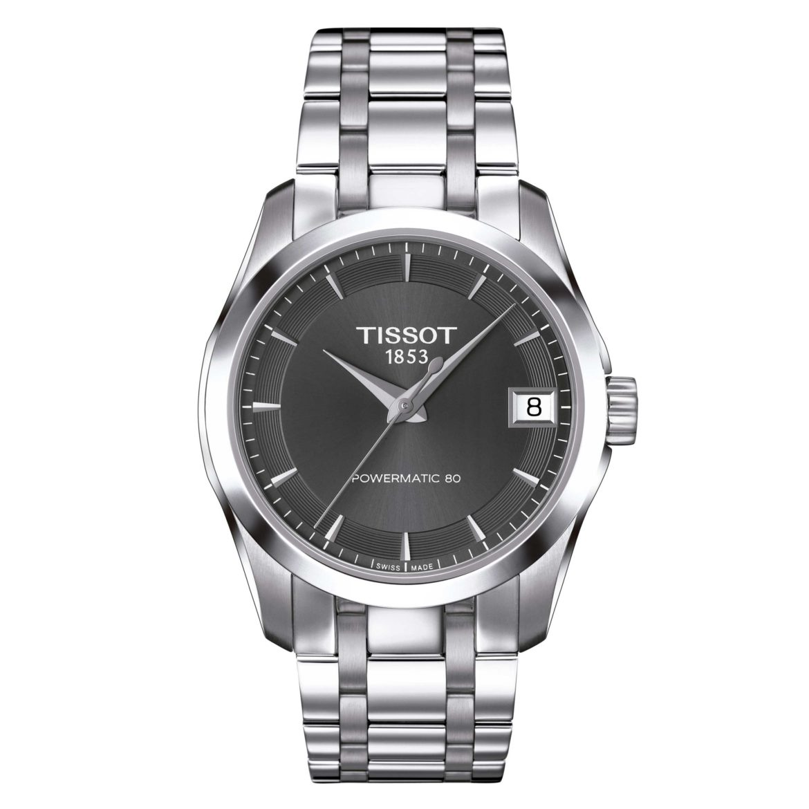 TISSOT</br/> Couturier Powermatic 80 Lady</br/>T0352071106100
