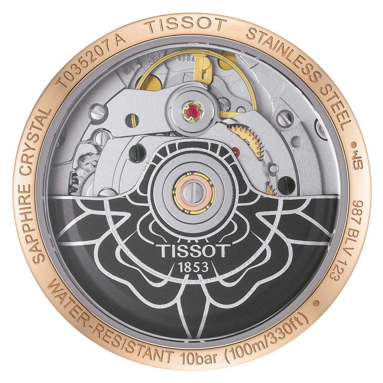 TISSOT</br/>Tissot Couturier Powermatic 80 Lady</br/>T0352073606100